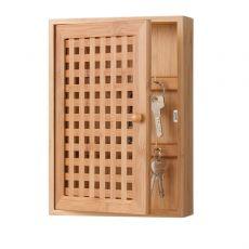 Zeller Bamboo Schlüsselkasten unter der Lupe
