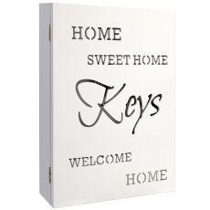 Schlüsselkasten Home Sweet Home unter der Lupe