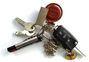 Schlüsselkasten / Schlüsselkaste / Schlüsselbund